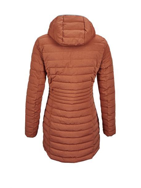 Dámský kabát Killtec BACARYA dark apricot