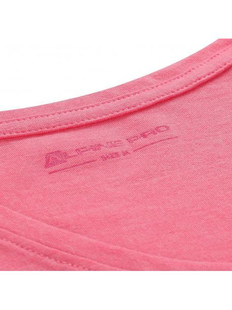 Dámské triko LAILA 3 růžové / LTSR574419PA