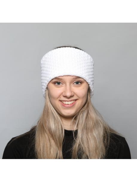 Čelenka Sherpa LAURA white