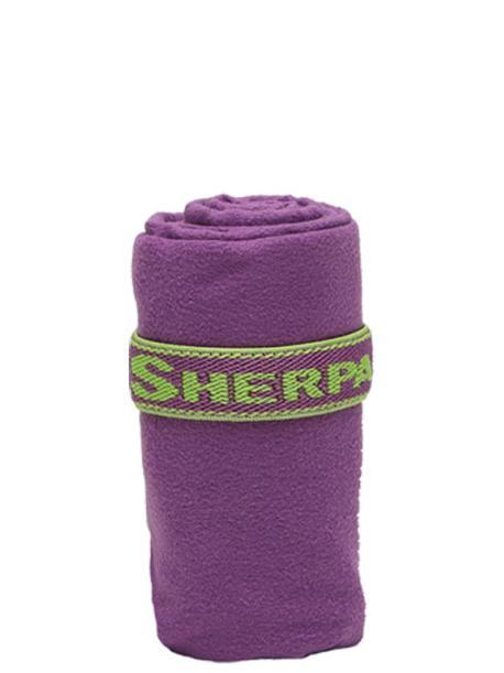 Rychleschnoucí ručník SHERPA S (42x55 cm) fialový / SHT2002 dkp