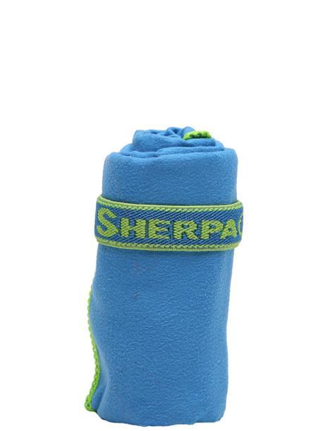 Rychleschnoucí ručník SHERPA S (42x55 cm) modrý / SHT2001 blu