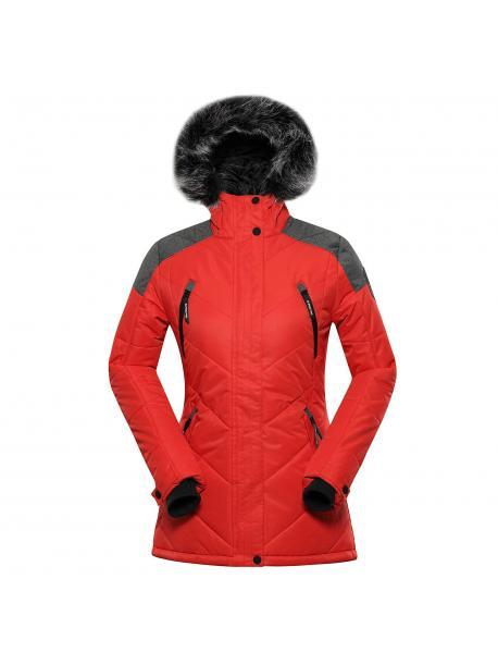 Dámská bunda Alpine pro ICYBA 7 červená